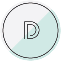 D&D-letterpress-logo