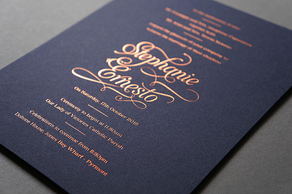 copper-foil-invitation-navy