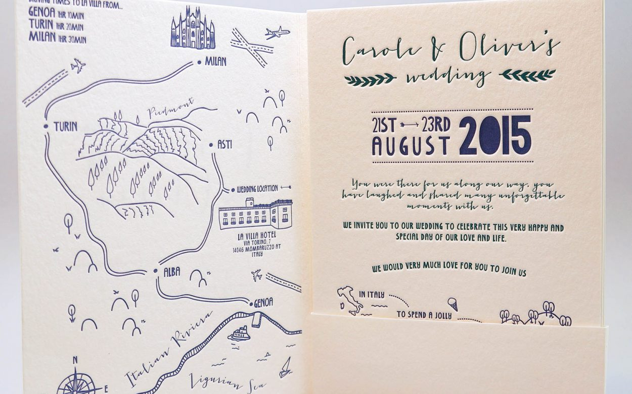 Wedding Invitation Archives Crafted By D D Letterpress