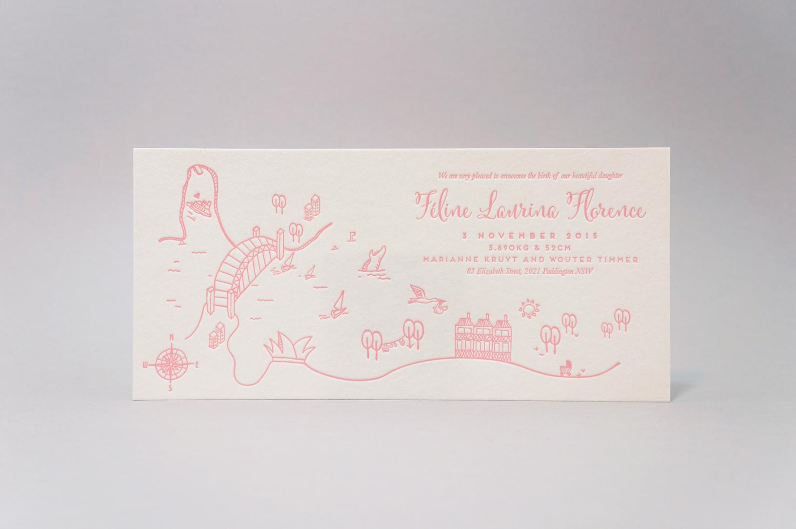 Letterpress-birth-announcement-birthannouncement-pink-girl