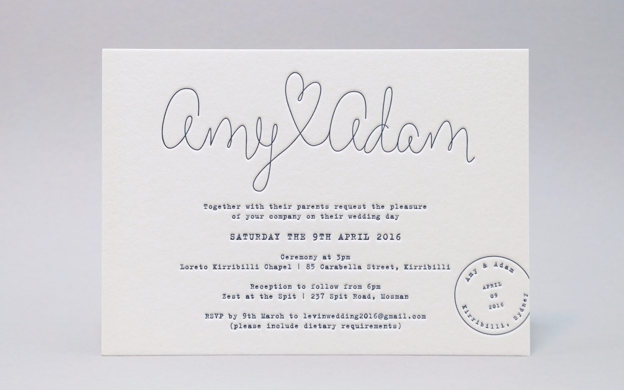 Letterpress-wedding-invitations-amy+adam-navy