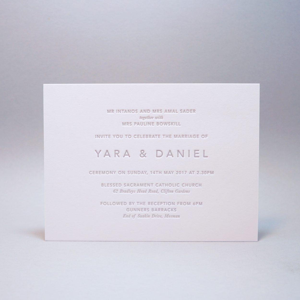 Letterpress-wedding-invitations-minimal-grey-silver-modern-gmund