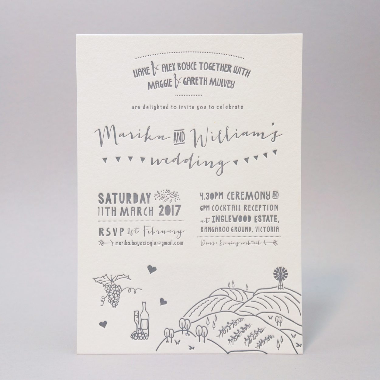 Letterpress-wedding-invitations-winery-vineyard-grey-marika+william