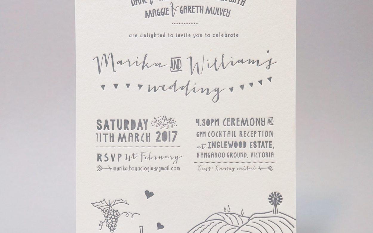Letterpress-wedding-invitations-winery-vineyard-grey-marika+william